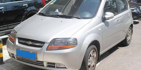 Daewoo Kalos T200 2002