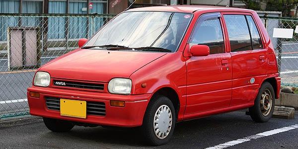 Daihatsu Mira    Cuore    Ceria L200    L201 1990