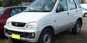 Daihatsu Terios Service Manuals and Repair Manuals